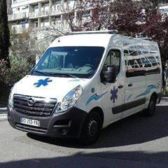 Ambulances taxis La Narbonnaise